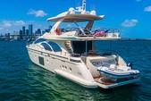 76 ft. 78 Azimut Motor Yacht Boat Rental Miami Image 42