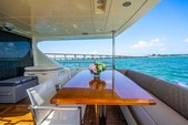 76 ft. 78 Azimut Motor Yacht Boat Rental Miami Image 45