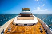 76 ft. 78 Azimut Motor Yacht Boat Rental Miami Image 49