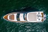 76 ft. 78 Azimut Motor Yacht Boat Rental Miami Image 52