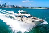 76 ft. 78 Azimut Motor Yacht Boat Rental Miami Image 62