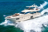 76 ft. 78 Azimut Motor Yacht Boat Rental Miami Image 63