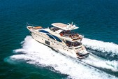 76 ft. 78 Azimut Motor Yacht Boat Rental Miami Image 66
