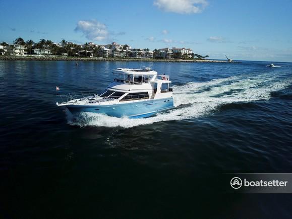 Rent a Jefferson Yachts motor yacht in Naples, FL near me
