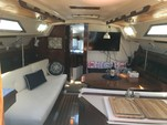 34 ft. Hunter 34 Cruiser Boat Rental Miami Image 13