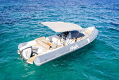 26 ft. bwa 26 Sport GT Rigid Inflatable Boat Rental Eivissa Image 2
