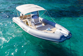 26 ft. bwa 26 Sport GT Rigid Inflatable Boat Rental Eivissa Image 1
