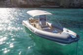 26 ft. bwa 26 Sport GT Rigid Inflatable Boat Rental Eivissa Image 4