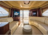 52 ft. Sea Ray Boats 52 Sedan Bridge Flybridge Boat Rental Miami Image 12