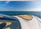 52 ft. Sea Ray Boats 52 Sedan Bridge Flybridge Boat Rental Miami Image 14