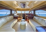 52 ft. Sea Ray Boats 52 Sedan Bridge Flybridge Boat Rental Miami Image 15