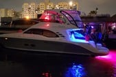 52 ft. Sea Ray Boats 52 Sedan Bridge Flybridge Boat Rental Miami Image 17