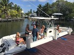 30 ft. Wellcraft 30 Scarab Tournament w/2-300 Verado Center Console Boat Rental Fort Myers Image 15