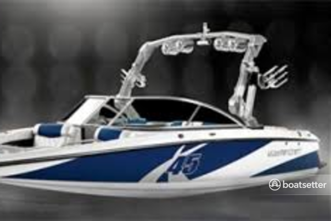 Rent a MasterCraft Boats ski and wakeboard in Culver, IN near me