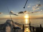 23 ft. Bennington Marine 22SSX SPS Tri-Toon Pontoon Boat Rental Tampa Image 11