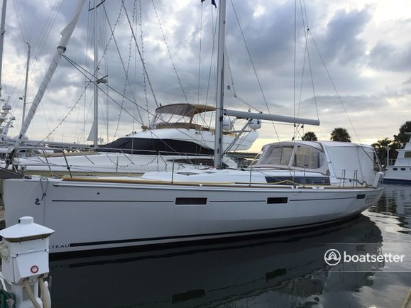 Rent a Beneteau USA cruiser in Key West, FL near me