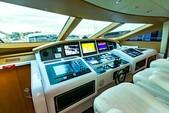92 ft. Mangusta 92 Jet Boat Boat Rental Miami Image 6