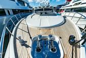 92 ft. Mangusta 92 Jet Boat Boat Rental Miami Image 4