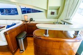 92 ft. Mangusta 92 Jet Boat Boat Rental Miami Image 16