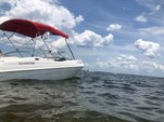 17 ft. Glastron Boats SX175 Volvo Open Bow vec Bow Rider Boat Rental West FL Panhandle Image 2