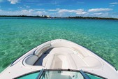 24 ft. Chaparral Boats 246 SSi Bow Rider Boat Rental Miami Image 6