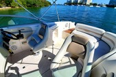 24 ft. Chaparral Boats 246 SSi Bow Rider Boat Rental Miami Image 13