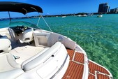 24 ft. Chaparral Boats 246 SSi Bow Rider Boat Rental Miami Image 8