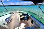 24 ft. Chaparral Boats 246 SSi Bow Rider Boat Rental Miami Image 17