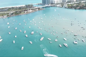 24 ft. Chaparral Boats 246 SSi Bow Rider Boat Rental Miami Image 26