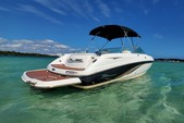 24 ft. Chaparral Boats 246 SSi Bow Rider Boat Rental Miami Image 11