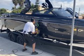 24 ft. Centurion by Fineline Ri237 Ski And Wakeboard Boat Rental San Diego Image 18