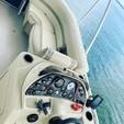 20 ft. Sun Chaser 2000 Pontoon Boat Rental Miami Image 5