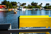 35 ft. Other Trident Pedal Boat Pontoon Boat Rental Miami Image 5