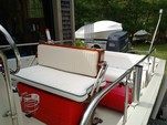 17 ft. Boston Whaler 17 Montauk Center Console Boat Rental Boston Image 3
