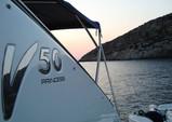 50 ft. 50 Viking Princess Motor Yacht Boat Rental Miami Image 7