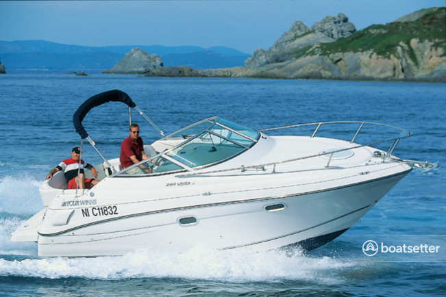 Rent a Four Winns Boats cruiser in Chicago, IL near me