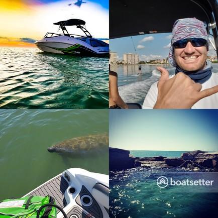 Rent a Yamaha jet boat in Gulfport, FL near me