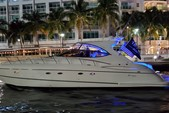 58 ft. Cruisers Yachts 5470 Express V-Drive Cruiser Boat Rental Miami Image 4