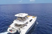 50 ft. Leopard Powercat Catamaran Boat Rental Marigot Bay Image 8