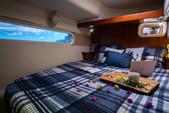 50 ft. Leopard Powercat Catamaran Boat Rental Marigot Bay Image 11