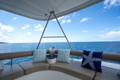50 ft. Leopard Powercat Catamaran Boat Rental Marigot Bay Image 13