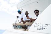 50 ft. Leopard Powercat Catamaran Boat Rental Marigot Bay Image 15