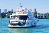 74 ft. Predator Yachts 74' Predator Cruiser Boat Rental Miami Image 2