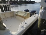 31 ft. Pursuit OS315 Offshore w/2-F250HP Cruiser Boat Rental Boston Image 6