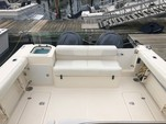 31 ft. Pursuit OS315 Offshore w/2-F250HP Cruiser Boat Rental Boston Image 7