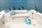 31 ft. Pursuit OS315 Offshore w/2-F250HP Cruiser Boat Rental Boston Image 11
