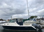 31 ft. Pursuit OS315 Offshore w/2-F250HP Cruiser Boat Rental Boston Image 15