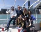30 ft. Other pontoon Pontoon Boat Rental Chicago Image 23