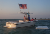 22 ft. Shamrock Boats 219 Open Center Console Boat Rental Tampa Image 10