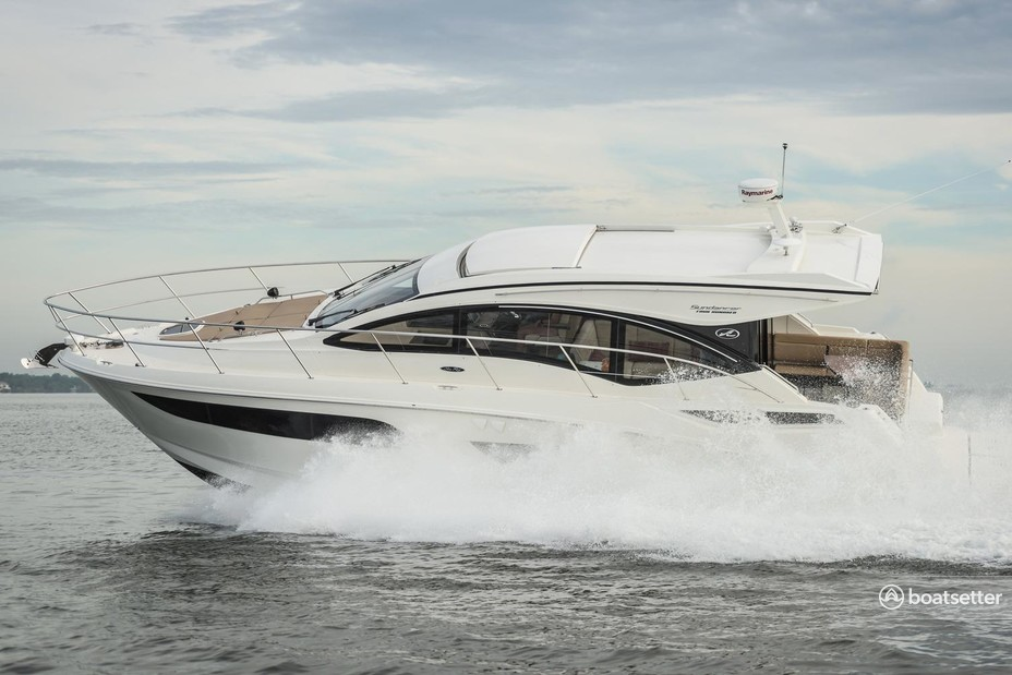 Rent a Sea Ray Boats cruiser in Newport Beach, CA near me